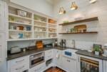 back kitchen