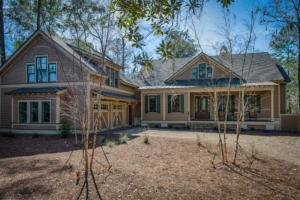 Lowcountry style home